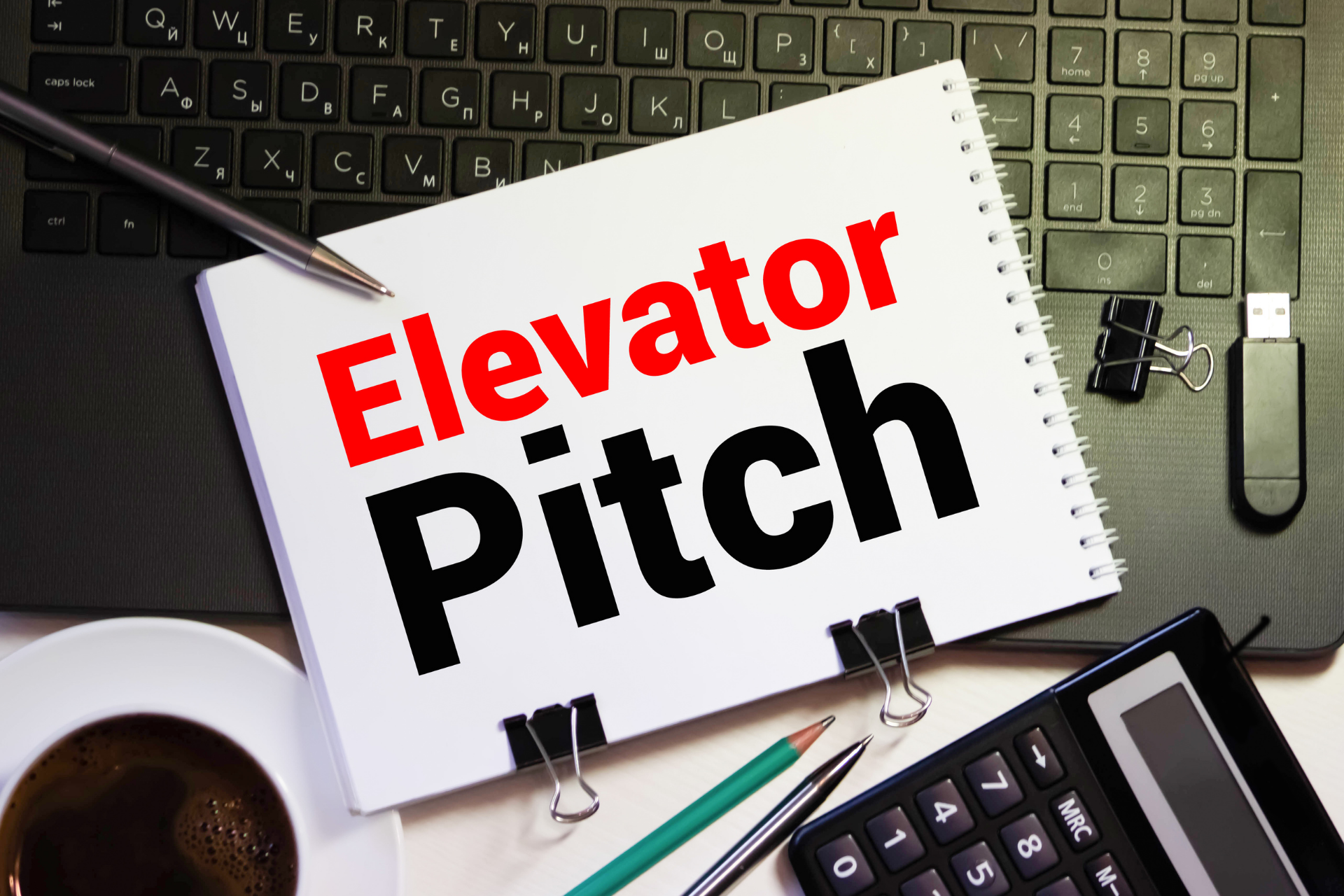 you only have 30 seconds—how to write an elevator pitch